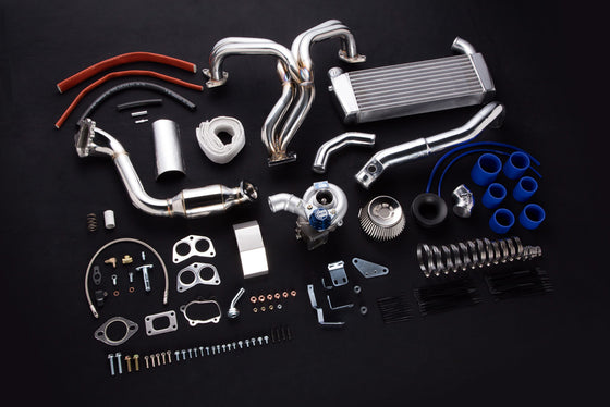 BLITZ TURBO TUNERS KIT (With CAT)  For TOYOTA 86 ZN6  FA20  10202
