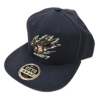 MUGEN X SHIBUYA COMMANDER EYE CAP NAVY  For UNIVERSAL FITTING 90000-XYL-502A-NV