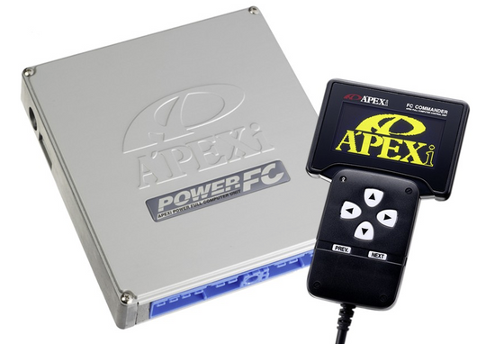 APEXI Power FC + Commander Set (414BM008) For MITSUBISHI LANCER EVOLUTION VII CT9A D-JETRO