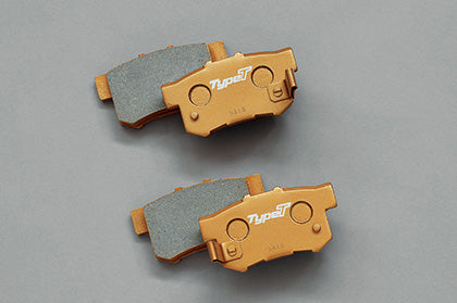 MUGEN Brake Pad -Type Touring- REAR  For JADE FR4 FR5 43022-XLS-K000