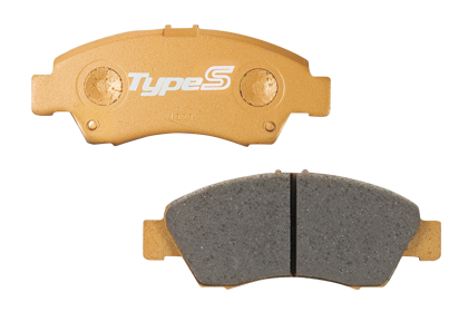 MUGEN Brake Pad -Type Sport- FRONT  For FIT JAZZ GK3 GK4 GK5 GK6 GP5 GP6 45022-XLT-K000
