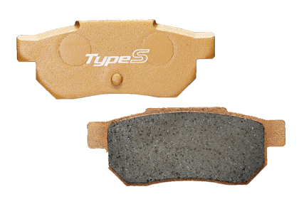 MUGEN Brake Pad -Type Sport- REAR  For FIT JAZZ GK3 GK4 GK5 GK6 GP5 GP6 43022-XLF-K000