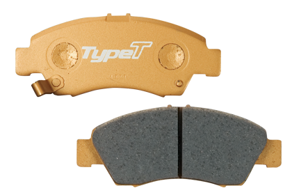 MUGEN Brake Pad -Type Touring- FRONT  For FIT JAZZ GK3 GK4 GK5 GK6 GP5 GP6 45022-XLF-K200