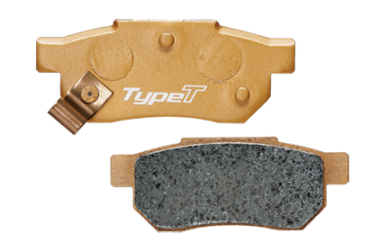 MUGEN Brake Pad -Type Touring- REAR  For FIT JAZZ GK3 GK4 GK5 GK6 GP5 GP6 43022-XK7D-K000