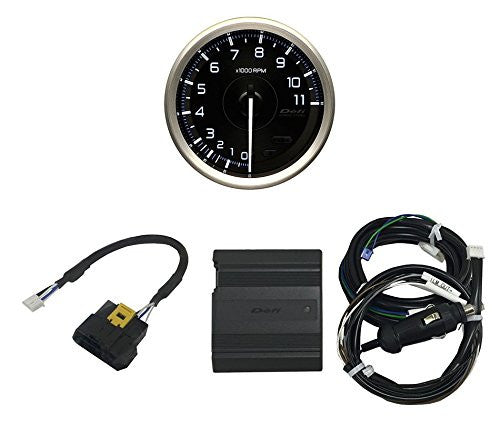 Defi ADVANCE CAN Driver & ADVANCE A1 80mm Tachometer Set  DF15801