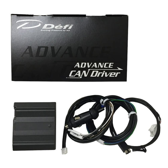 Defi ADVANCE CAN Driver  DF15601