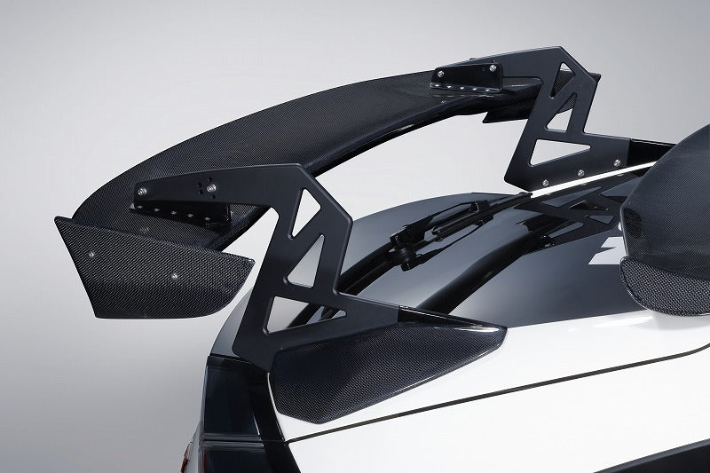 SPOON CRANE NECK WING(CARBON)   For HONDA CIVIC FK8 84112-FK8-000