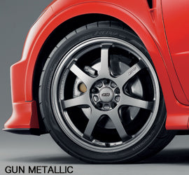 MUGEN Aluminum Wheel GP [GUN METALLIC]  For CIVIC TYPE R EURO FN2 42700-XXA-875G-55