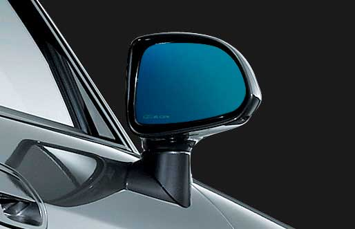 MUGEN HYDROPHILIC MIRROR  For S2000 76200-XGS-K0S0