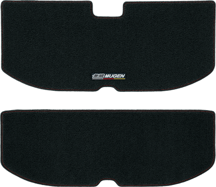 "MUGEN Sports Luggage Mat ""black""  For N-WGN JH1 JH2 08P11-XMM-K0S0-BK"