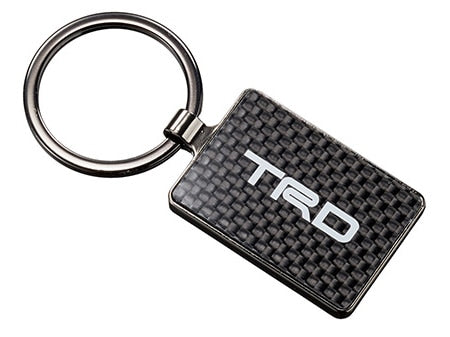 TRD CARBON METAL KEY HOLDER GOODS  MS020-00001