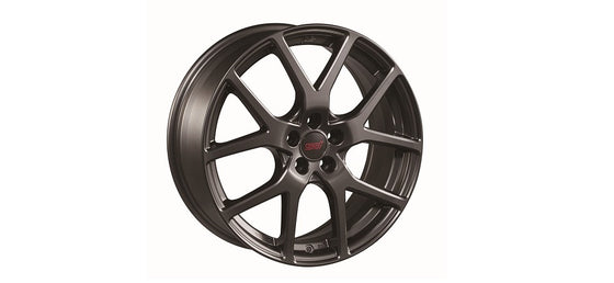 STI ALUMINUM WHEEL 18 inch (GUN METALLIC)  For IMPREZA 4DooR (GK) SG217FL110