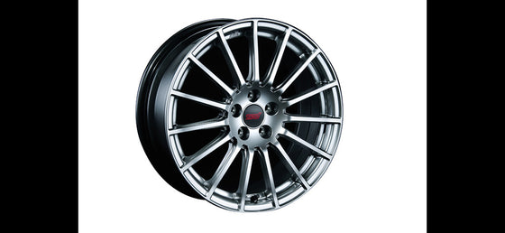 STI WHEEL SET 18inch (SILVER)  For SUBARU WRX STI (VA) SG217VA000