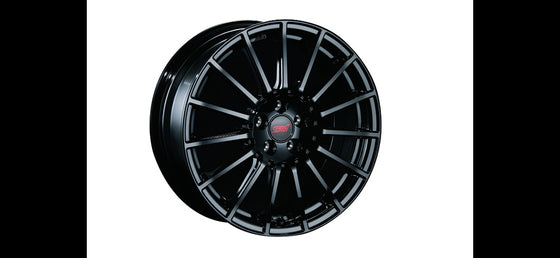 STI WHEEL SET 18inch (BLACK)  For SUBARU WRX STI (VA) SG217VA020