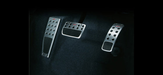 STI PEDAL PAD SET (AT)  For IMPREZA 4DooR (GJ) SG317FG000
