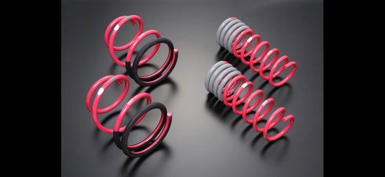STI COIL SPRING F (TURBO) For FORESTER (SJ) ST20330SF000