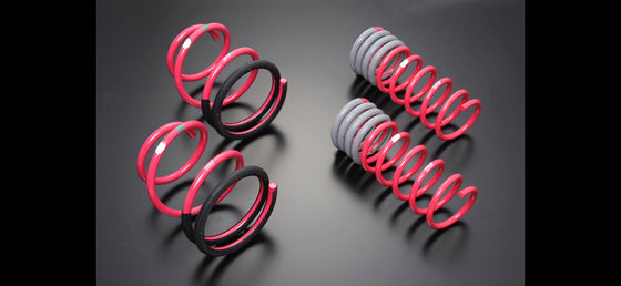 STI COIL SPRING R (For 1.6GT-S D type and thereafter)  For LEVORG (VM) ST20380VV150
