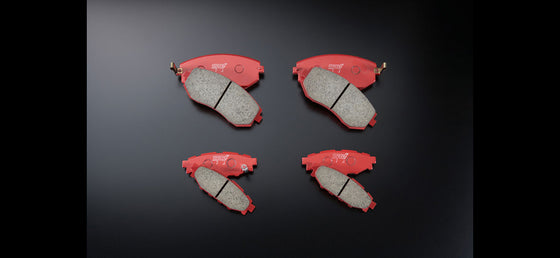 STI BRAKE PAD SET R  For LEGACY OUTBACK (BR) ST26296EZ030