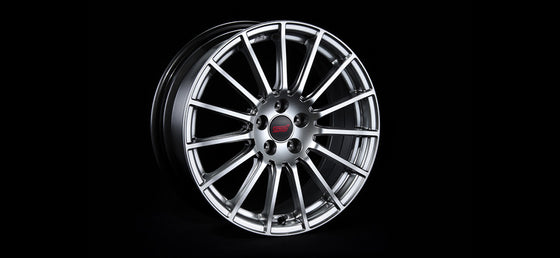 STI WHEEL 18inch (SILVER)  For FORESTER (SJ) ST28100MF250