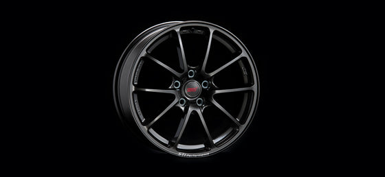 STI STI PERFORMANCE WHEEL 18x8.5 55 5x114.3 D BLACK (x1) For SUBARU WRX STI (VA) ST28100VV420