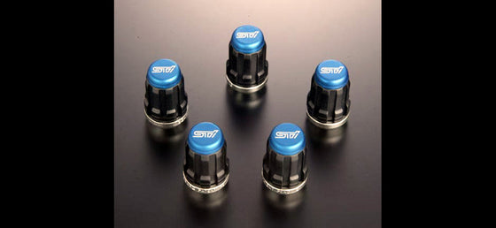 STI WHEEL NUT SET (BLUE)  For LEGACY B4 (BL) ST28170ST000