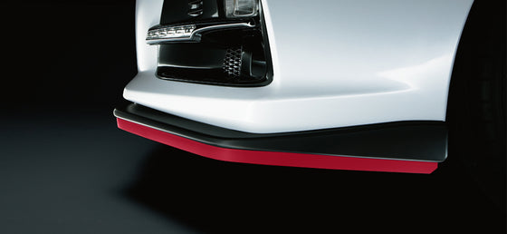 STI SKIRT LIP (CHERRY RED)  For LEGACY B4 (BM) ST96020ST010