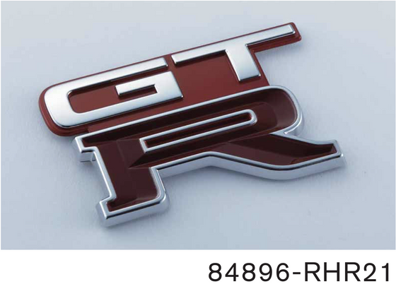 NISMO EMBLEM-REAR (AH3)  For Skyline GT-R BNR32 RB26DETT 84896-RHR21