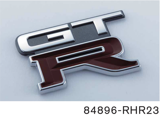 NISMO EMBLEM-REAR (KH2)  For Skyline GT-R BNR32 RB26DETT 84896-RHR23