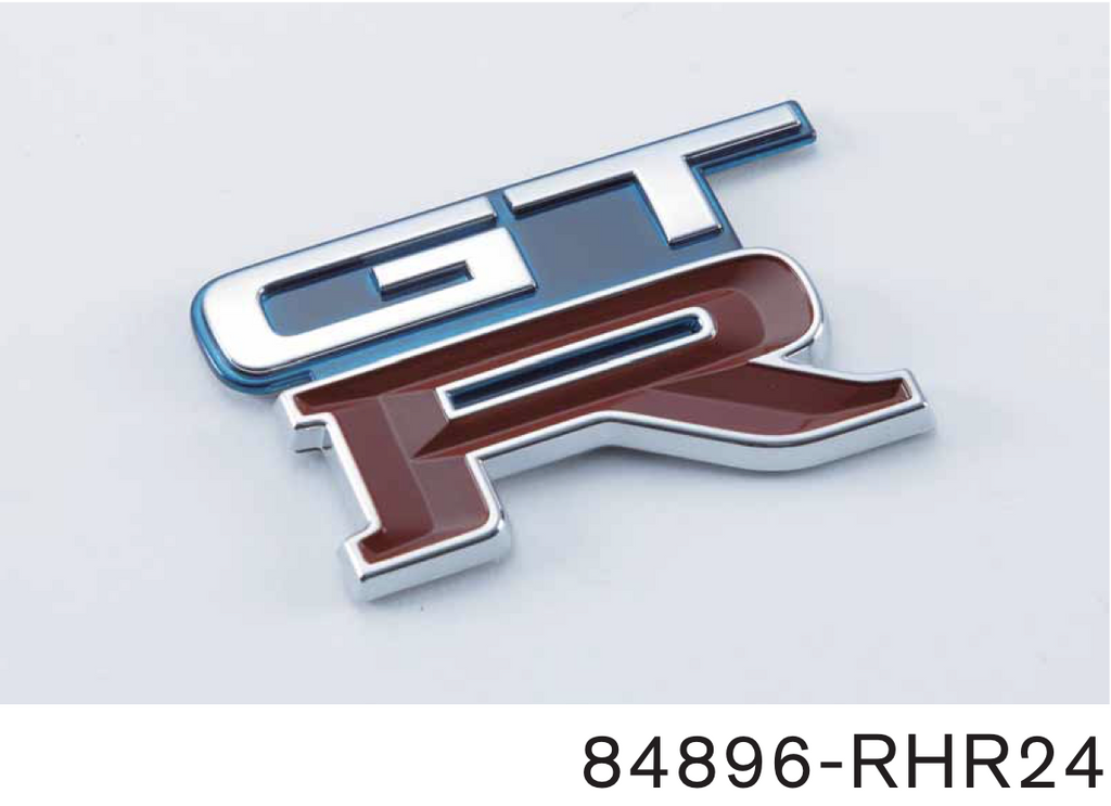 NISMO EMBLEM-REAR (TH1)  For Skyline GT-R BNR32 RB26DETT 84896-RHR24