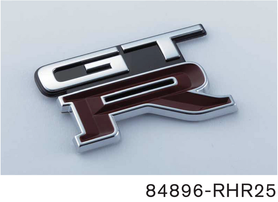 NISMO EMBLEM-REAR (732)  For Skyline GT-R BNR32 RB26DETT 84896-RHR25