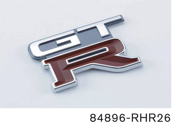 NISMO EMBLEM-REAR (BL0)  For Skyline GT-R BNR32 RB26DETT 84896-RHR26
