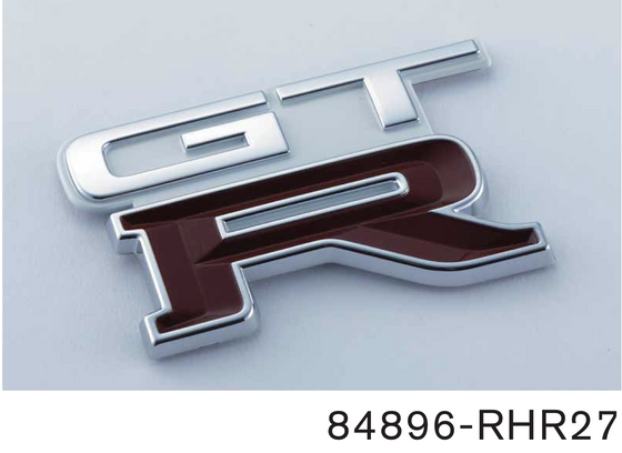 NISMO EMBLEM-REAR (326)  For Skyline GT-R BNR32 RB26DETT 84896-RHR27