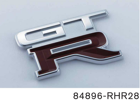 NISMO EMBLEM-REAR (KL0)  For Skyline GT-R BNR32 RB26DETT 84896-RHR28