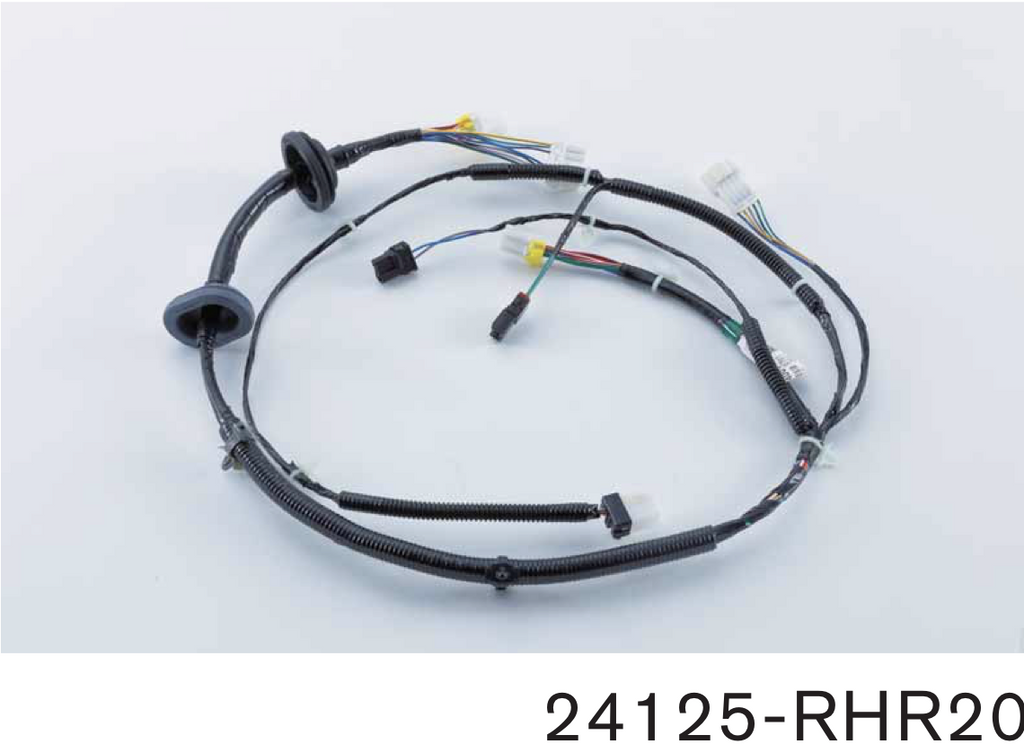 NISMO WIRE FR DOOR LH  For Skyline GT-R BNR32 RB26DETT 24125-RHR20