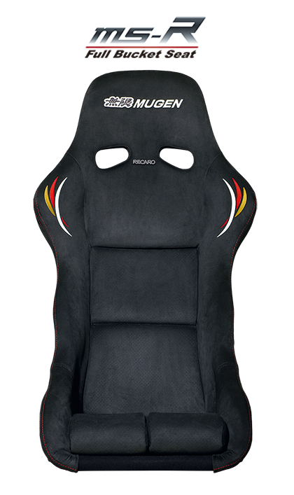 MUGEN Full Bucket Seat MS-R [Driver's]  For FIT JAZZ GK3 GK4 GK5 GK6 GP5 GP6 81500-XMK-K1S0-D