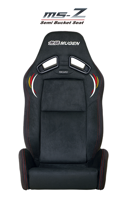 MUGEN Semi Bucket Seat MS-Z [Driver's]  For FIT JAZZ GK3 GK4 GK5 GK6 GP5 GP6 81300-XMK-K0S0-D