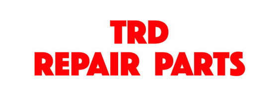 TRD Bottoming Prevent Spacer Rear(t=6mm) For 86 (ZN6)