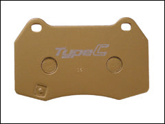 MUGEN SPORTS BRAKE PAD TYPE-COMPETITION(FRONT)  For INTEGRA TYPE R DC5 45022-XK5-K100