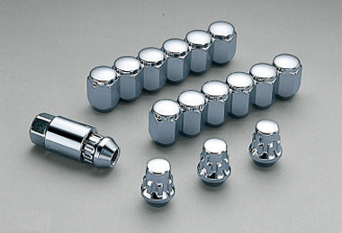 MUGEN Wheel Nut & Lock Set Silver  For S660 JW5 08181-M07-K0S0-S