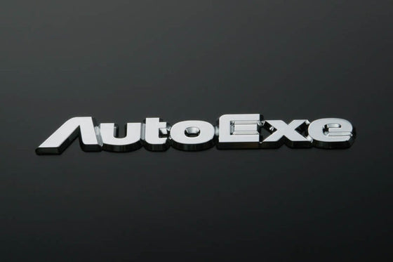 AUTOEXE CHROME EMBLEM FOR GOODS  A12300-02
