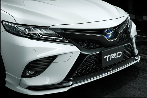 TRD Black Mica 218 Front Spoiler  For TOYOTA CAMRY WS 7# MS341-33004-C0