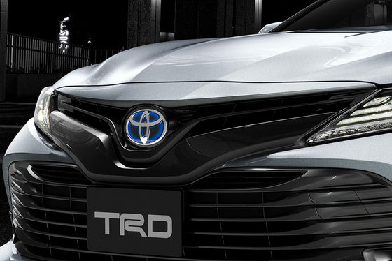 TRD Black Front bumper garnish  For TOYOTA CAMRY WS 7# MS312-33003