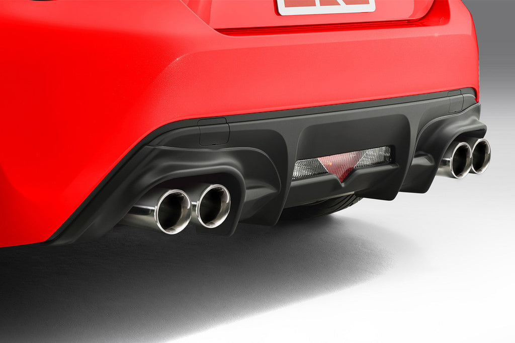 TRD Muffler Garnish For 86 (ZN6)