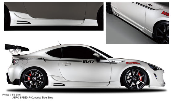 BLITZ Side Step  For SUBARU BRZ ZC6 FA20 60154