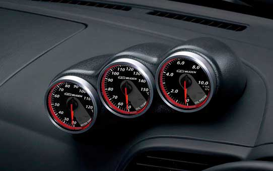 MUGEN ASSIST METERS  For S2000 78200-XGS-K1S0