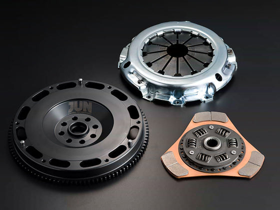 JUN AUTO Single Clutch Kit  For MAZDA ZY-VE 2522M-Z007