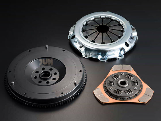 JUN AUTO Single Clutch Kit  For SUBARU EN07 2512M-F007