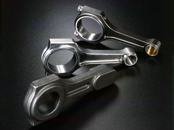 JUN AUTO Connecting Rod (Piece)  For TOYOTA 4A-G (latest AE92) 1002M-T102