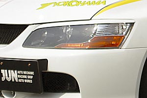 JUN AUTO EYE LINES  For MITSUBISHI LANCER Evo CT9A - 8012W-M001