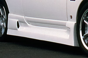 JUN AUTO SIDE STEPS  For NISSAN SKYLINE ECR33 - 8008W-N003